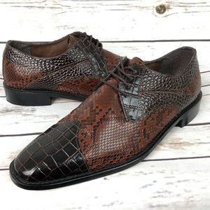 Stacy Adams Ravello Toe Oxfords Leather men Shoes
